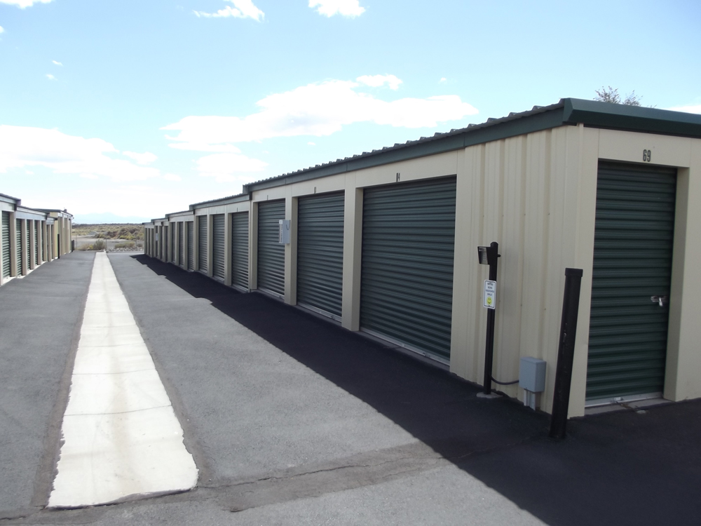 Vinny S Carson City Self Storage